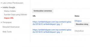 Fix URL yang dikirimkan tidak ditemukan (404) 2