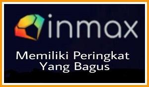 Inmax INX Memiliki peringkat Yang Bagus