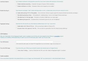 Mempercepat Loading website WordPress 4