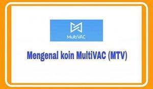 Mengenal koin MultiVAC (MTV)
